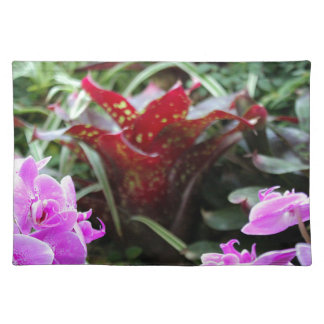 Pretty Posies Cloth Placemat