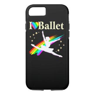 PRETTY PRIMA BALLERINA DESIGN iPhone 8/7 CASE