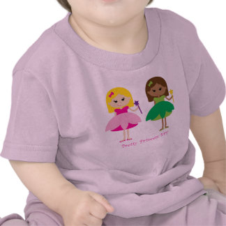 Pretty Princess BFF (Best Friends Forever) Tees