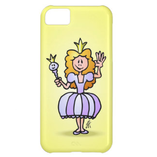 Pretty Princess Cover For iPhone 5C