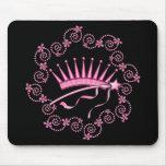 Pretty Princess Crown Mouse Pad