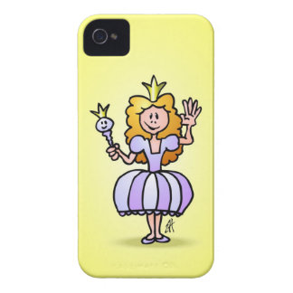 Pretty Princess iPhone 4 Case