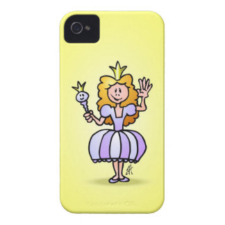 Pretty Princess iPhone 4 Cover