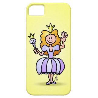 Pretty Princess iPhone SE/5/5s Case