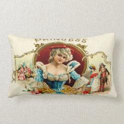 Pretty Princess Lumbar Pillow