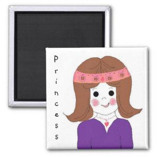 Pretty Princess Magnet