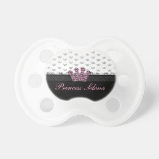Pretty Princess Pacifier BooginHead Pacifier