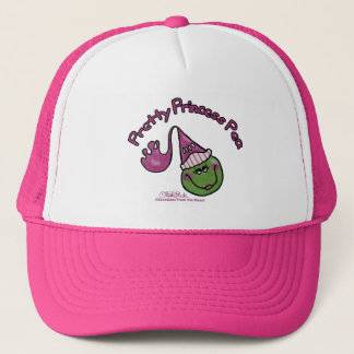 Pretty Princess Pea Trucker Hat