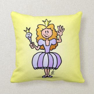 Pretty Princess Pillow