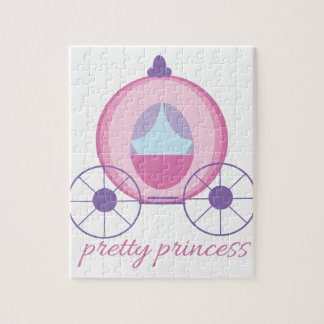 Pretty Princess Jigsaw Puzzle