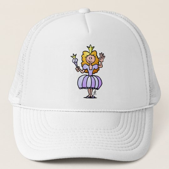 Pretty Princess Trucker Hat