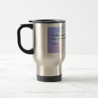 Pretty products MAC Biblical messages Travel Mug