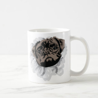 Pretty Pug big mug