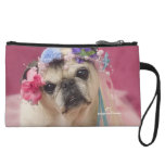 Pretty Puggy Purse by Pugs and Kisses