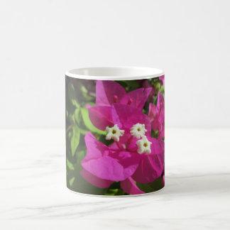 Pretty Purple Bougainvillea Magic Mug