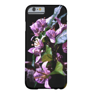 Pretty Purple Bromeliad Flowers, Tropical Flowers Barely There iPhone 6 Case