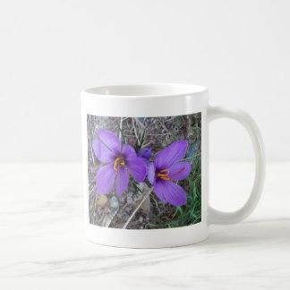 Pretty Purple Crocus Coffee Mug