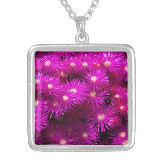 Pretty Purple Flowers in Full Bloom Custom Jewelry
