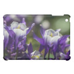 Pretty Purple Flowers iPad Mini Case