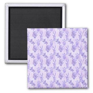 Pretty Purple Lilacs Magnets