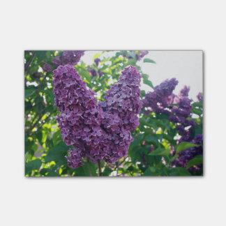 Pretty Purple Lilacs Post-it® Notes