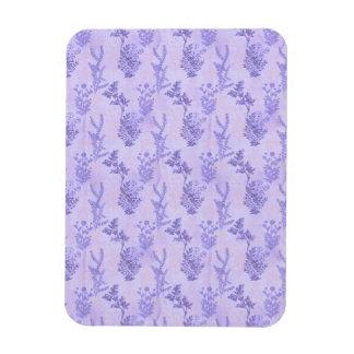 Pretty Purple Lilacs Magnet