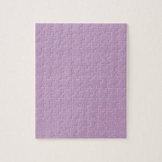 Pretty Purple Pattern Puzzles