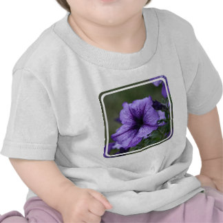 Pretty Purple Petunia Shirt