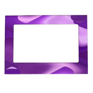 Pretty purple photo frame