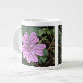 Pretty Purple Wildflower Mug Jumbo Mug