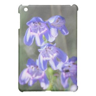 Pretty Purple Wildflowers iPad Mini Cases