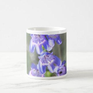 Pretty Purple Wildflowers Mugs