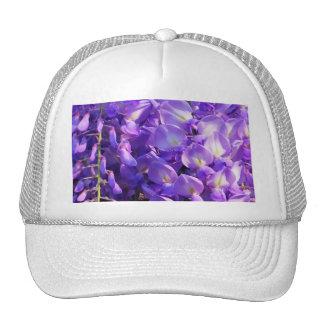 Pretty purple Wisteria flowers Trucker Hat