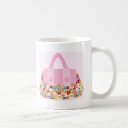 pretty purse mugs