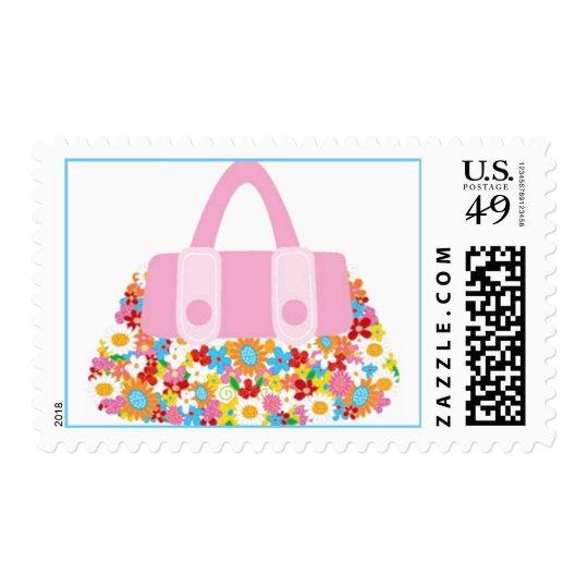 pretty purse postage