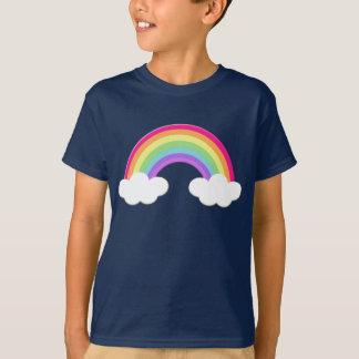 Pretty Rainbow Kids Tshirt
