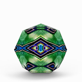 Pretty Rich Shades Of Green Blue Lavender Award