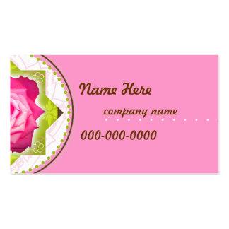 Pretty Rose Business,Profile Card
