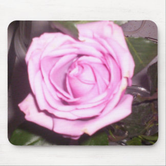 pretty rose mouse pad