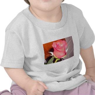 pretty rose t shirt