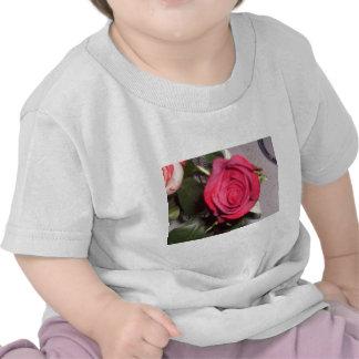 pretty rose tee shirt