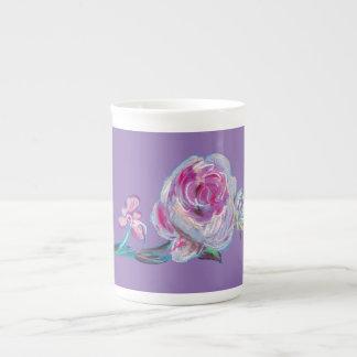 Pretty Roses, Bone China Mug