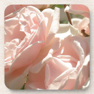 Pretty Roses Drink Coaster