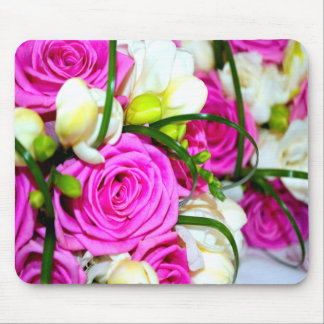 Pretty Roses Mouse Pad