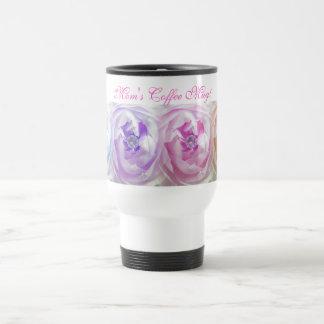 Pretty Roses With Gems Coffee Mug