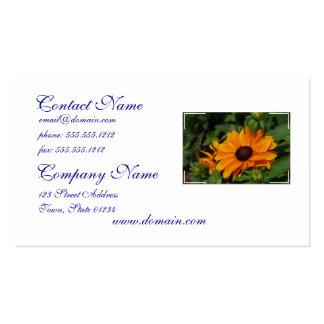 Pretty Rudebechia Business Card