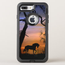 Pretty Samsung Galaxy Horse Phone Case