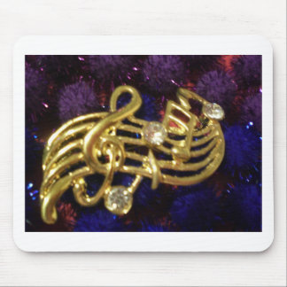 Pretty Saxophone Mouse Pad