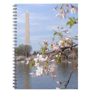 Pretty Scenery Notebook
