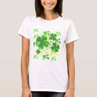 Pretty Shamrocks T-Shirt